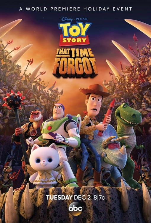 Toy Story-That Time Forgot (2014) 720p HDTV + Subtitle Indonesia