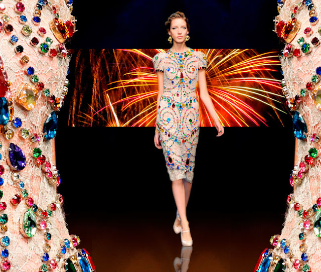dolce gabbana,fireworks,spring 2012,diy,fashion diy,stones,jewels,rhinestones