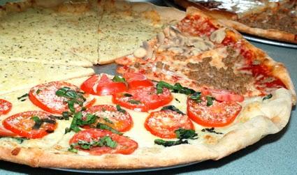 ahorrar, pizzas de sobras de comida