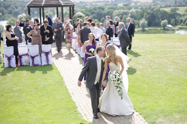 three lakes wedding