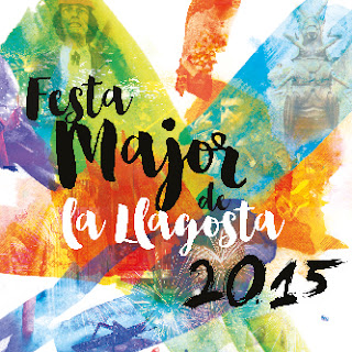 Programa de Festa Major de la Llagosta 2015