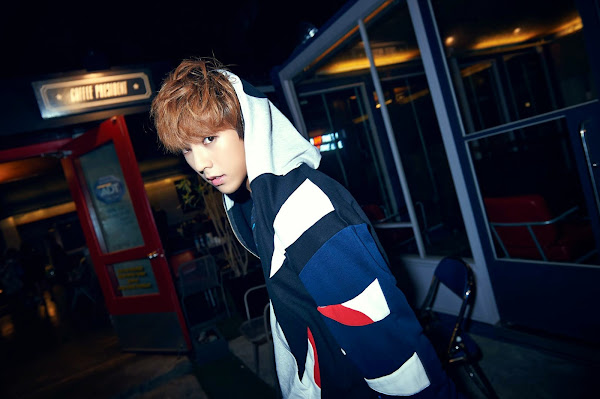 BtoB Minhyuk Move Teaser