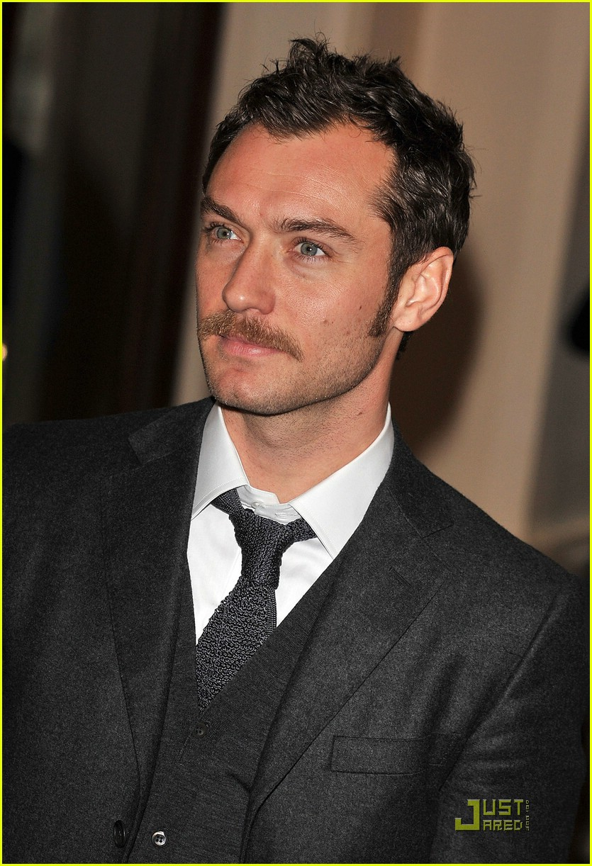 guy with mustache