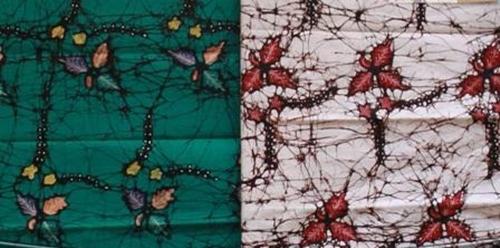 Batik adalah seni melukis dilakukan diatas kain denganmenggunakan lilin  atau malam sebagai pelindung untuk mendapatkanragam hias diatas kain  tersebut. 83f91c4950