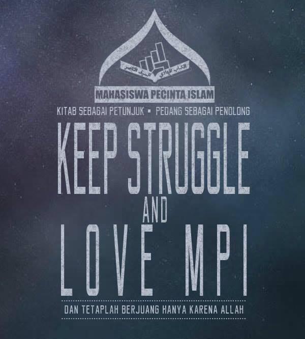 Keep Struggle, Muslimah MPI Lampung