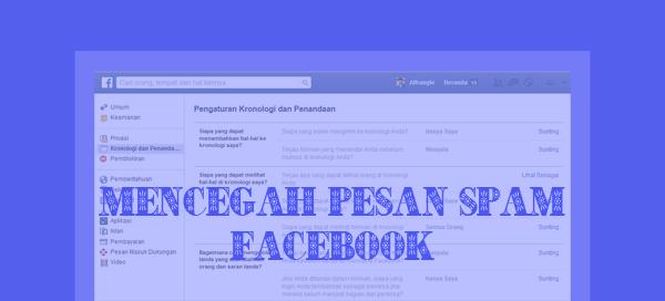 Cara Terbaru Agar Tidak Bisa Ditandai Oleh Teman Facebook