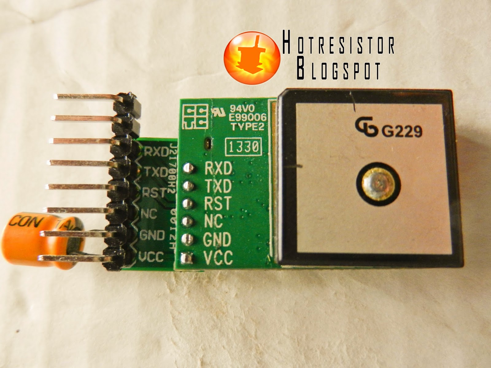 Active buzzer module for arduino