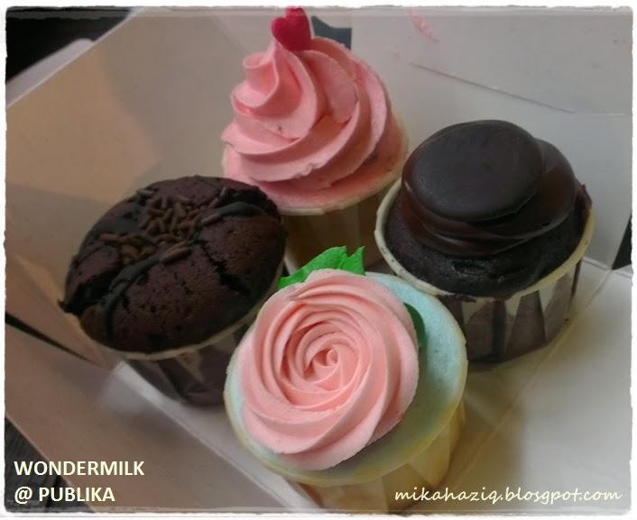 halal cupcakes kl