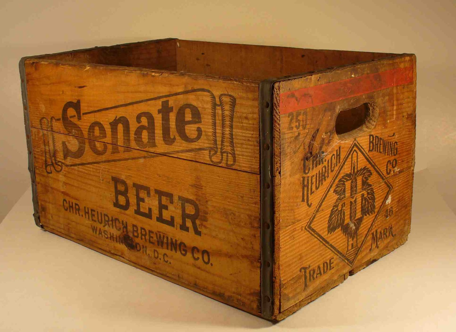 Putting the tea in teacher old boxes cool space for Where to find old wooden crates