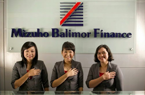 LEASING MIZUHO BALIMOR FINANCE