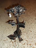 M.Jepsis- svečturis, dzelzs. Cena: 94 Ls