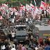 Video Kerusuhan dan Hasil Putusan Sidang MK Pro Prabowo