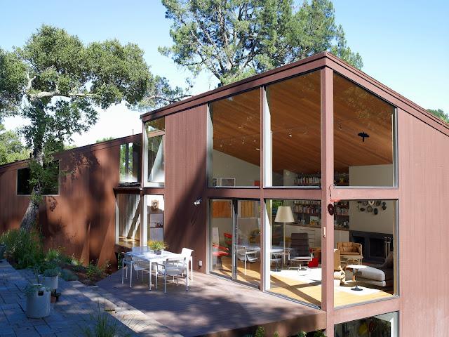 Mid-Century Design im Loft bis Bungalow-Stil