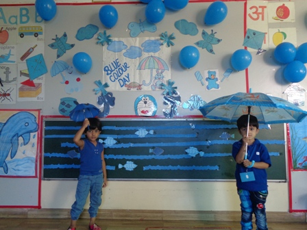 different interesting activities were organized for the children such as coloring in book sorting activity children enjoyed the story time on projector - Colour Activities For Children