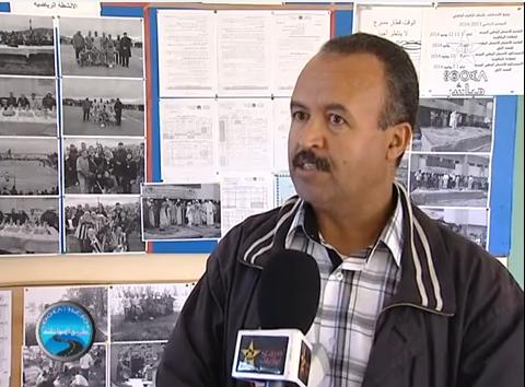 تتبع القناة الأمازيغية لامتحانات البكالوريا 2014 بأكاديمية مكناس تافيلالت