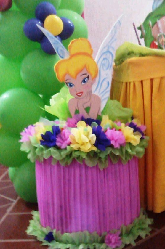 MuyAmeno.com: Piñatas Tinkerbell, parte 3
