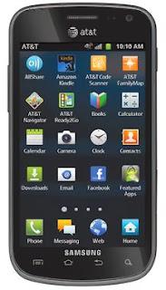 Samsung Galaxy Exhilarate User Manual Guide