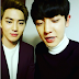 [TRANS]151210 Chanyeol Instagram Update With Suho