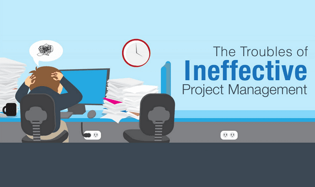 The Troubles of Ineffective Project Management