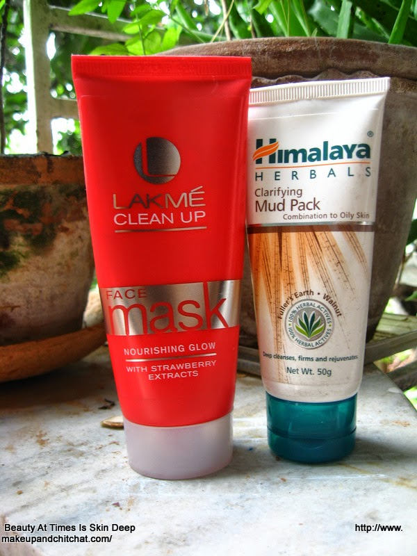 Lakme Clean up Himalaya mud pack