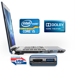 Acer Aspire TimelineX AS4830T-6642