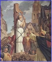 condenação na inquisição
