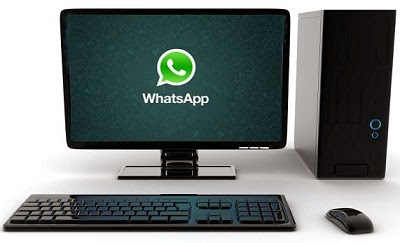 Aplikasi WhatsApp di Komputer Windows 7/8/XP