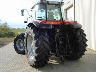 Tractor Massey Ferguson 8240 3 757670 Tractoare Massey Ferguson 8240 Second Hand de vanzare An 2002
