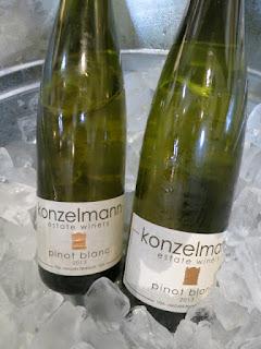 Konzelmann Pinot Blanc 2013 from VQA Niagara Peninsula, Ontario, Canada (87 pts)