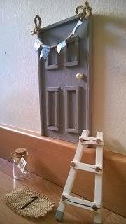 Complementos puerta Sr.nPérez