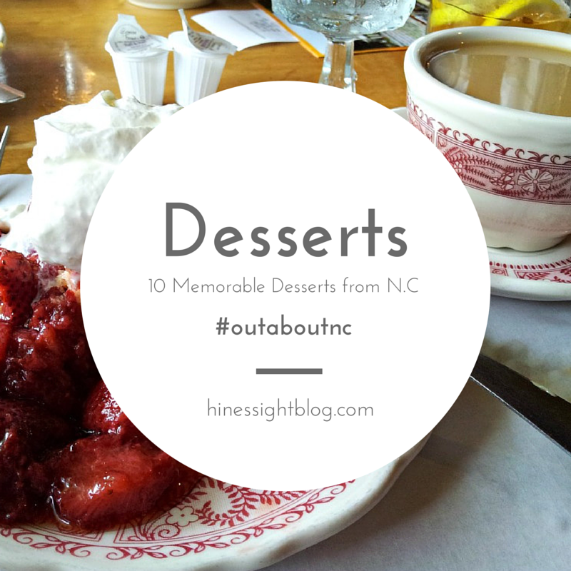 10 Memorable Desserts from N.C