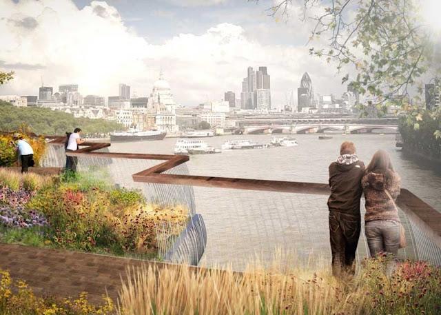 03-Garden-Puente-de-Londres por Thomas Heatherwick-