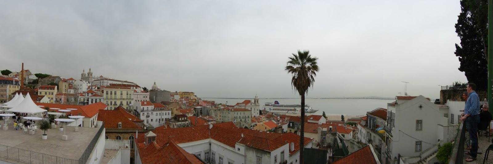 Лиссабон вид гороа