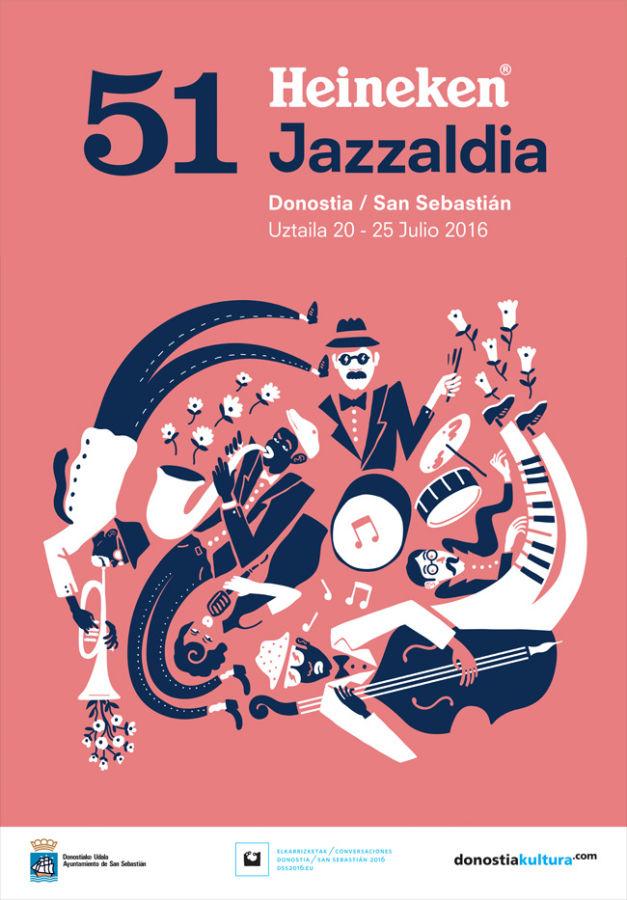 Donostia- Jazzaldia  2016