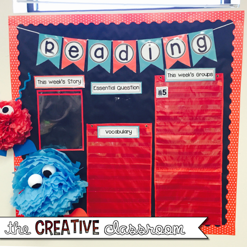 Bulletin Board Ideas For Questions: Monster Theme Classroom Reveal 2015-2016