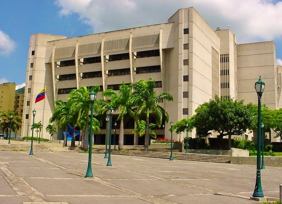 Apertura del Año Judicial 2015 TSJ Venezuela