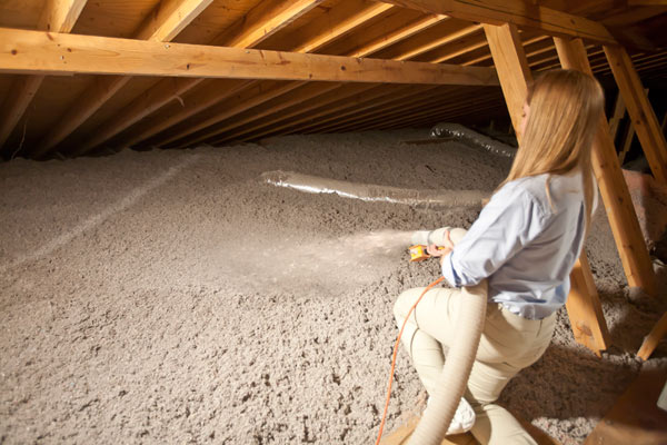 The diy helpers whats the best loft insulation loose fill insulation solutioingenieria