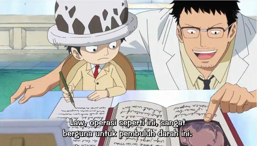One Piece Episode 701 Subtitle Indonesia
