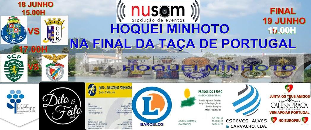 HOQUEI MINHOTO PRESENTE