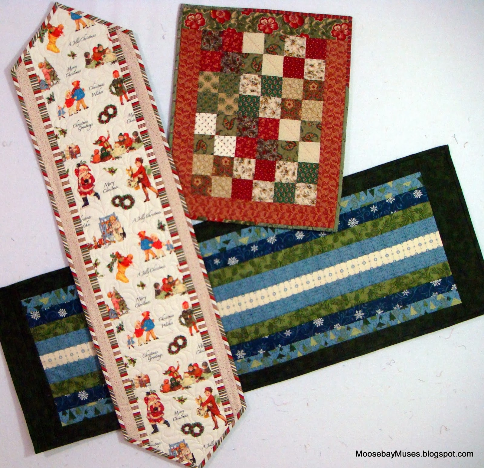 The Big Easy table runner