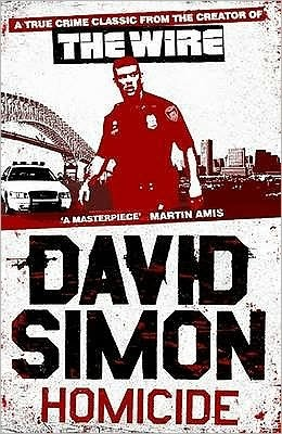 Comics in my collection: Homicide: A Year on the Killing Streets by David Simon
