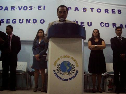 3º DOMINGO DE CADA MÊS - CULTO DE MISSÕES NA Assembléia de Deus (Ministério Jesus o Bom Pastor)