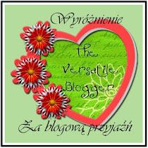 Wyróżnienie Blogowa Przyjaźń