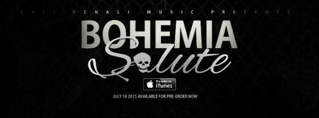 ‎BOHEMIA - Salute‬ - Pre-Order Now - the punjabi rap star