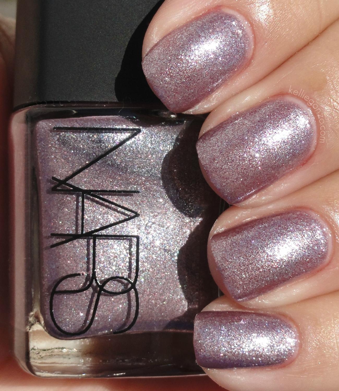 KellieGonzo: Nars Night Series Nail Polish Collection