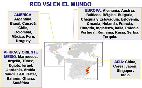 VSI consulting, INDOR, Internacionalización de empresas, profesionales en destino