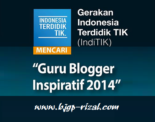 Mencari Guru Blogger inspiratif 2014