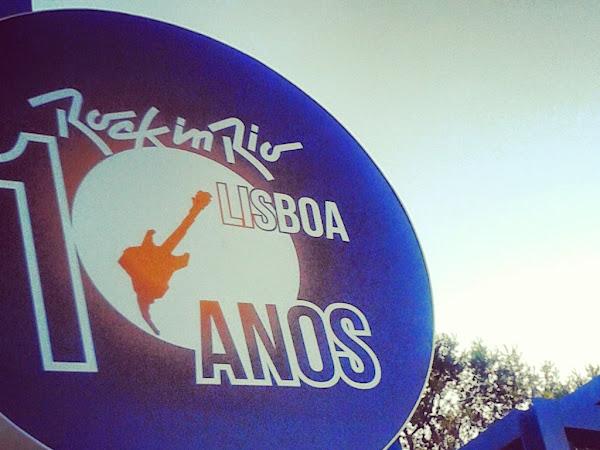 Rock in Rio | 10 anos e 4 edições