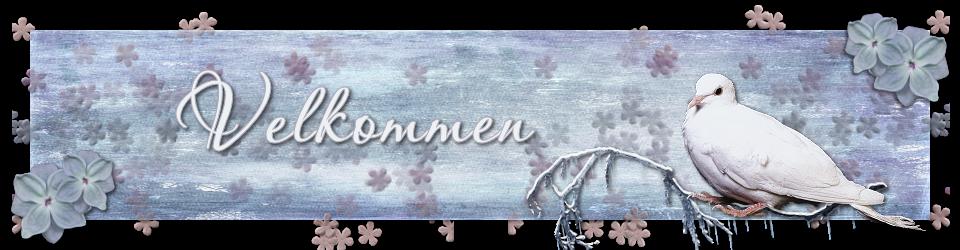 Hostadamens blomster og opskrifter m.m
