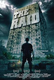 The Raid Redemption – DVDRIP LATINO